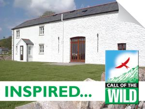 Maes y Fron farmhouse holiday cottage
