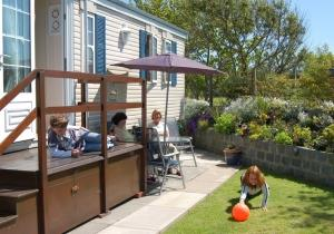 Aeron Coast Holiday Park