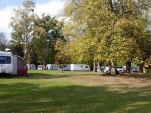 Mellington Hall Touring & Camping