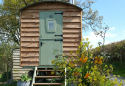 Rural and Rustic Shepherd's hut