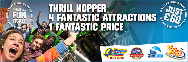 Thrill Hopper advert