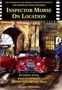 Inspector Morse on Location book