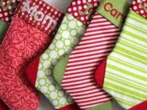 Christmas Stocking Trail