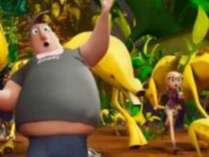 Film: Cloudy With A Chance Of Meatballs 2 3D
