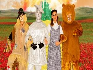 Wizard of Oz Family Pantomime