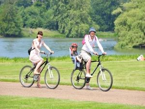Cycle Hire in the Park