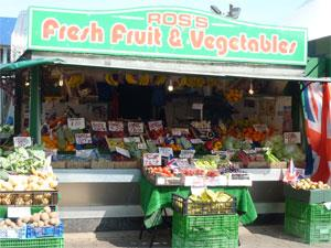Ros's Fresh Fruit & Veg