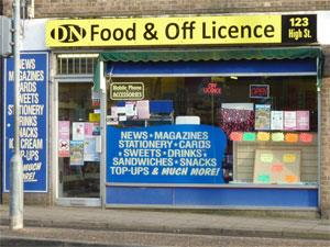 DN Food & Off Licence