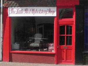 The Little Red Upholstery Shop