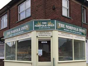 The Norfolk Oven Bakery
