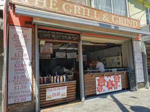 The Grill & Grind