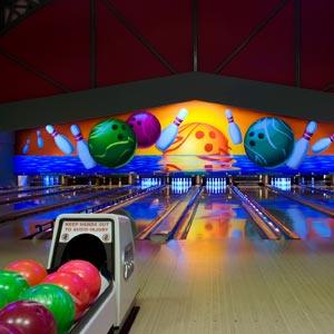 Wellington Bowl lanes
