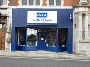 RSPCA Shop