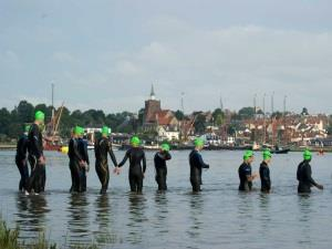 Fambridge Yacht Haven Triathlon