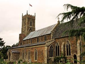 Watlington village church