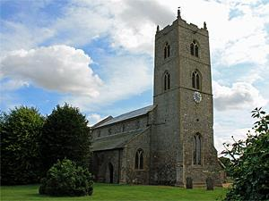 The Gayton Parish Church