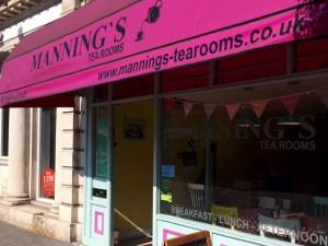 Mannings Tea Rooms & Cafe