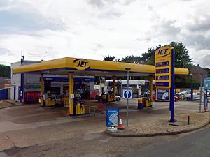 Broomhill Service Station