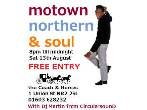 Motown, Northern and Soul