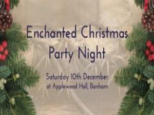 Enchanted Christmas Party Night
