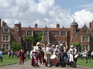 Tudor Re-enactment Hands On Event