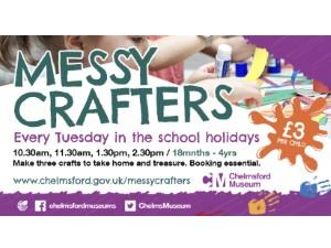 Messy Crafters