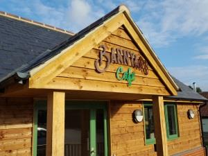 The Barnyard Cafe