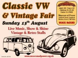 Classic VW and Vintage Fair