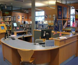 2nd Air Division Memorial Library