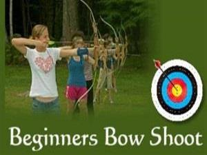 Beginners Bow Shoot