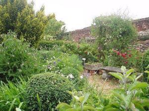 Friary Walled Garden