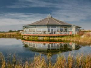Abberton Visitors Centre by Mark Draper