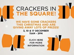 Crackers In The Square
