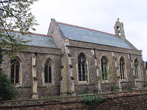 The church at Stoke Ferry