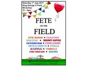 Fete on the Field