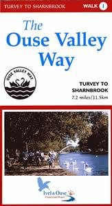 Ouse Valley Way - Turvey to Sharnbrook