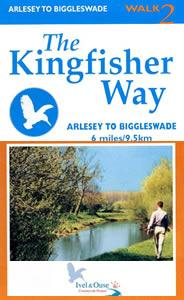Kingfisher Way Walk -Arlesey-Biggleswade