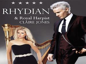 Rhydian & Royal Harpist Claire Jones