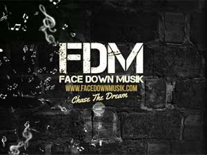FACE DOWN MUSIK