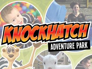 Knockhatch Adventure Park,Hailsham,Sussex