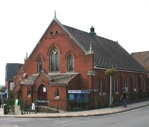 Union Church Heathfield