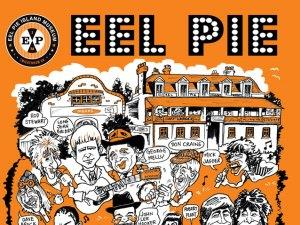 Eel Pie Island Musuem tea towel