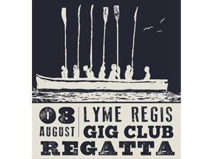 Lyme Regis Gig Club Regatta