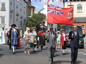 Somers Day Celebrations And Parade