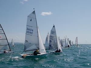 Lyme Regis Sailing Club Regatta Race