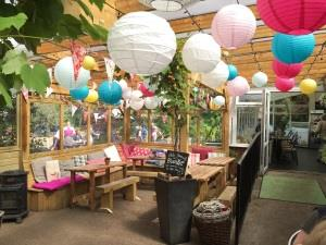 Cafe Bistro at Wistow Maze