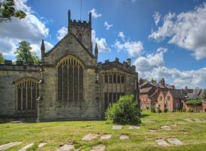 St Helens Parish Church - Ashby de la Zouch