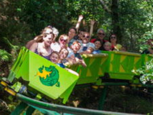 Green Dragon Rollercoaster