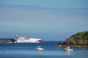 Stena Line Holyhead and Fishguard