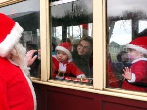 Welsh Highland Railway Santa Trains